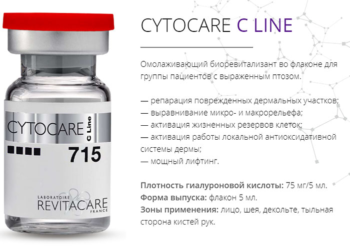 Cytocare 715 C-Line